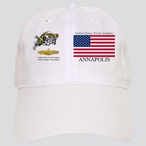 Coffee Cup Surface Supply Corps Officer Cap