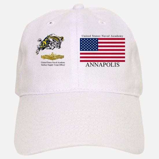 Coffee Cup Surface Supply Corps Officer Baseball Baseball Cap