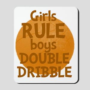 GirlsRule Mousepad
