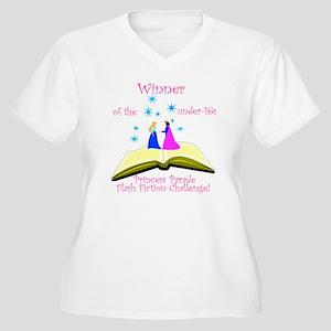 Princess Parade F Women's Plus Size V-Neck T-Shirt