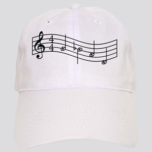 Rues Whistle Round Black Cap