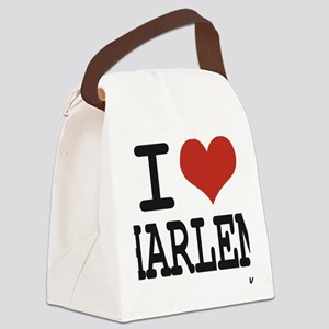 I love Harlem Canvas Lunch Bag