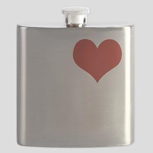 I love Harlem Flask