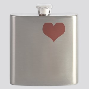 I love Hong Kong Flask