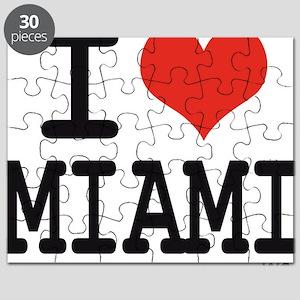 I love Miami Puzzle