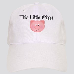 This Little Piggy Cap
