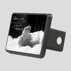 footprint Rectangular Hitch Cover