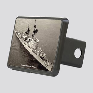 raowens dde large framed p Rectangular Hitch Cover