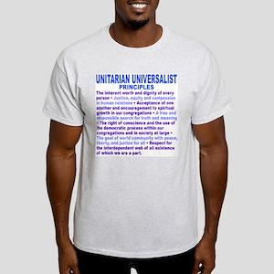UU PRINCIPLES Light T-Shirt