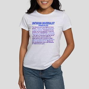 UU PRINCIPLES Women's T-Shirt