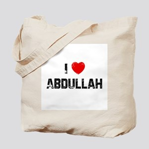 I * Abdullah Tote Bag