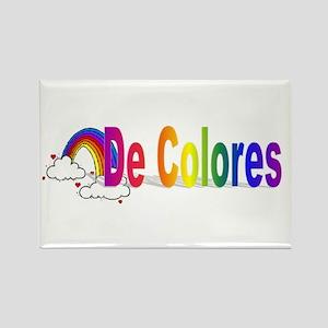 De Colores Rec Magnet