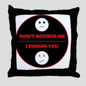 t-1 Throw Pillow