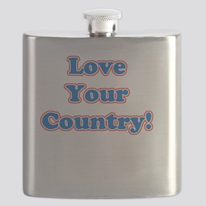 LoveYourCountry Flask