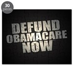 Defund Obamacare Now Puzzle