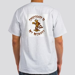 Chocolate Monkey Light T-Shirt