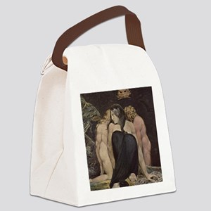 Blake_Hecate_notecard Canvas Lunch Bag