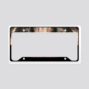security4 License Plate Holder