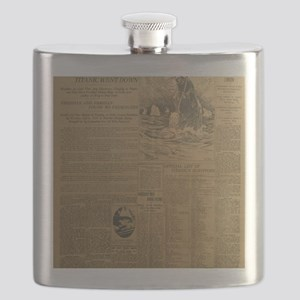titanic-Vancouver BIG Flask