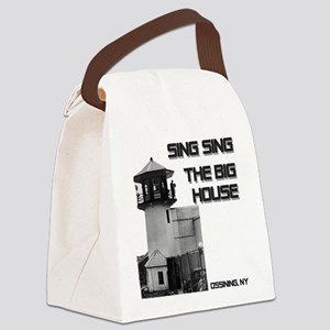 Sing_Sing Canvas Lunch Bag
