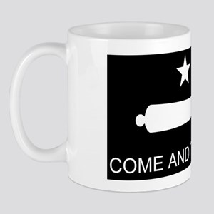come and take it reverse Mug