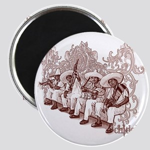Mexican Mariachis Magnet