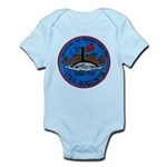 USS AUGUSTA Infant Bodysuit