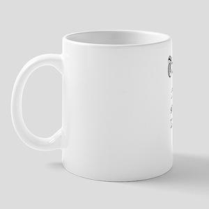 trebuchet no parchment FINAL Mug