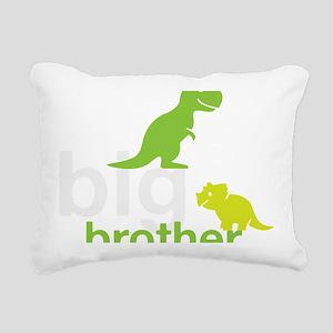 big brother wh Rectangular Canvas Pillow