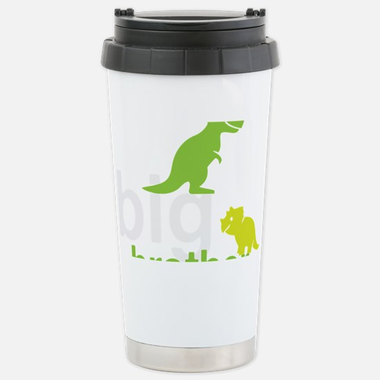 big brother wh Stainless Steel Travel Mug