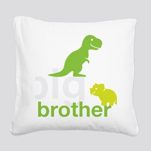 big brother wh Square Canvas Pillow