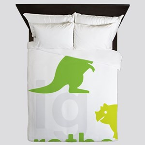 big brother wh Queen Duvet