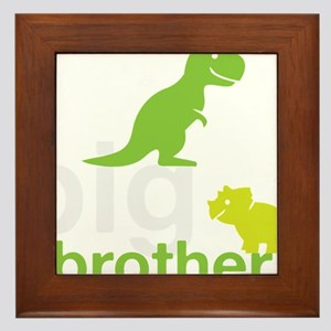 big brother wh Framed Tile