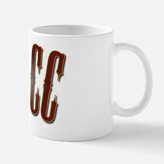 50CC-RedShiny Mug