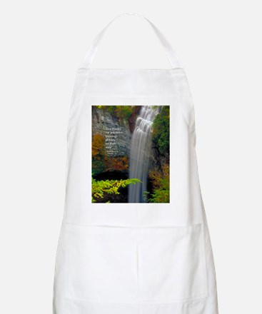 Waterfall Blessings Apron