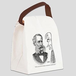 RepressedMF_450_noBG Canvas Lunch Bag