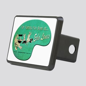 Echo Lanes_Cafe Rectangular Hitch Cover