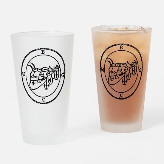 Bune Drinking Glass