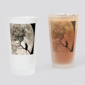 catmoon7100 Drinking Glass