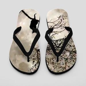 catmoon7100 Flip Flops