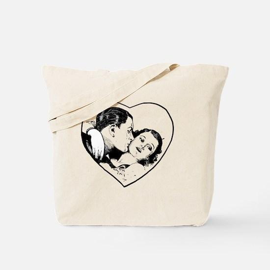 love_b+w Tote Bag