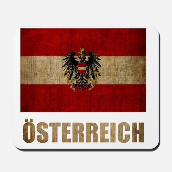 austria6Bk Mousepad