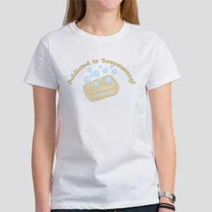 Addicted to Soap Craft Women's T-Shirt
