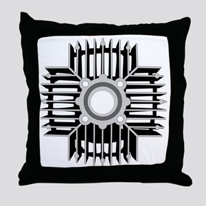 50CCEngine Throw Pillow