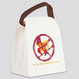 Team Gale Forever2 Canvas Lunch Bag