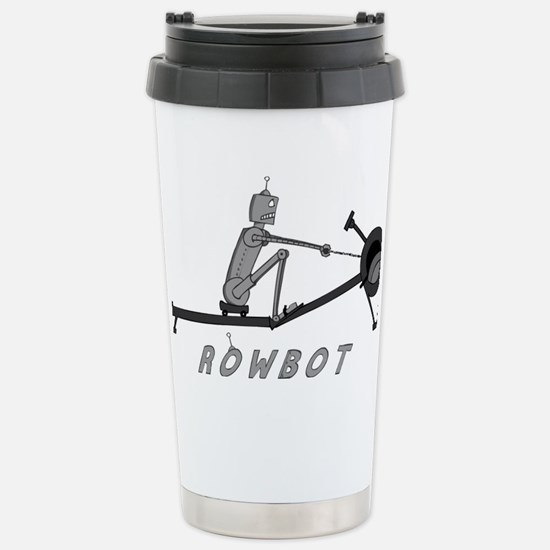 rowbot colored t Stainless Steel Travel Mug