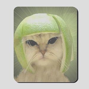 melonheadcat7100 Mousepad