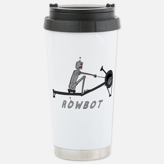 rowbot2 Stainless Steel Travel Mug