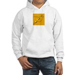 Unsigned Records Logo Hoodie