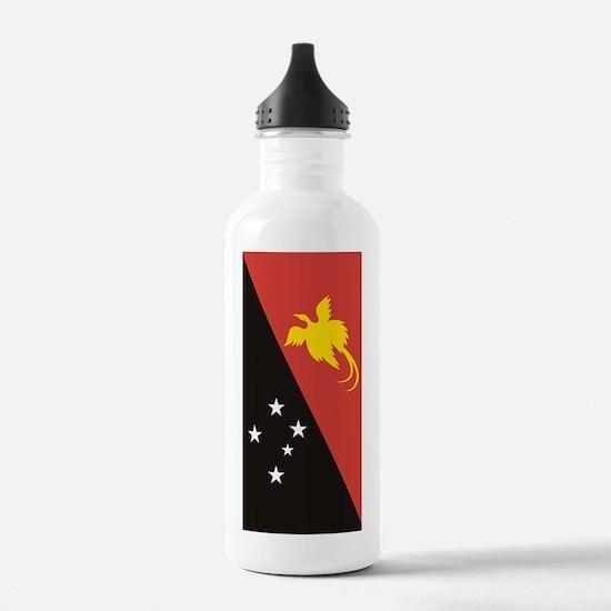 Papua NG (nexus s) Water Bottle